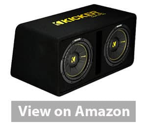Kicker 44DCWC122 Car Audio Subwoofer Amp Review