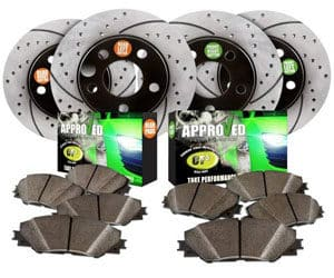 4WD Only Approved Performance F15876 Front&Rear Kit Review