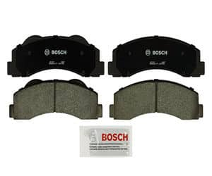 Bosch BC1414 QuietCast Premium Ceramic Front Disc Brake Pad Set Review