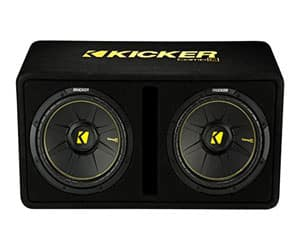Kicker 44DCWC122 Review