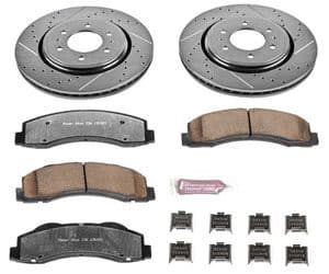 Power Stop K3167-36 Front Z36 Truck and Tow Brake Kit Review