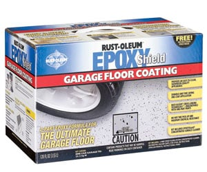 Rust-Oleum Epoxy Shield Professional Based Floor Coating Kit Review