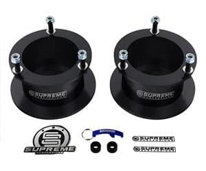 Supreme Suspensions Ram 1500 Lift Kit Front 2.5 Leveling Lift Kit Review