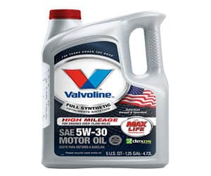 Valvoline SynPower 10W-30 Full Synthetic Motor Oil - 5qt Review