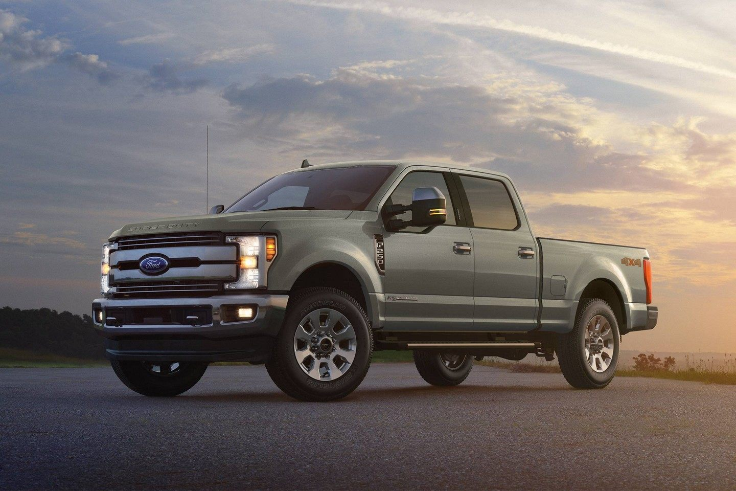 Ford Super Duty Upgrades