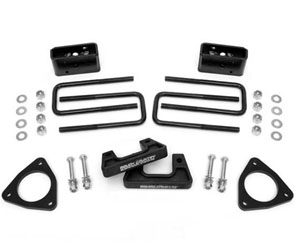 Rough Country 1305 2.5 Suspension Leveling Lift Kit Factory Cast Steel Control Arm Models Review