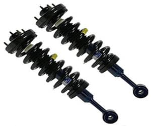 Detroit Axle 4x4 ONLY Complete Strut&Spring Assembly Review