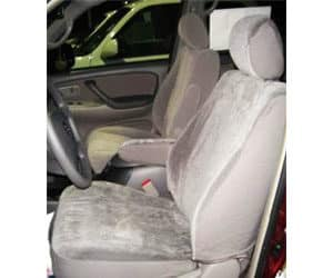 Durafit T508-L4 Toyota 4-Runner SR5 Front-Seat Covers-in-Taupe Automotive Leatherette Review