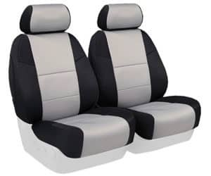 Coverking Neosupreme Solid Custom-Fit Front-50/50-Bucket Seat Cover for 4runner Models Review