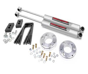 Rough Country 52230-2-inch Leveling Lift Kit Review