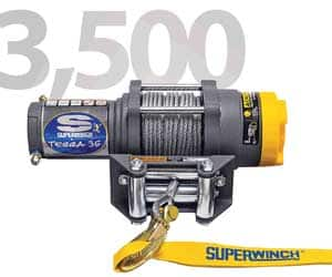 Superwinch Terra 35 3500lbs Review
