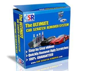 The Ultimate Car Scratch Remover System Review