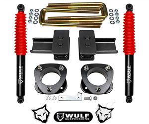 WULF 2004-2018 Ford F-150 3' Front 2' Rear Lift Kit Review