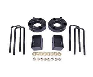 YITAMOTOR Chevy Silverado Lift Kit 2 Truly 2 Raise Review