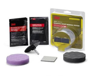3M Scratch Removal System Review