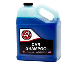 Adam's Car Wash Shampoo -pH Neutral Soap Formula for Safe, Spot Free Cleaning Review