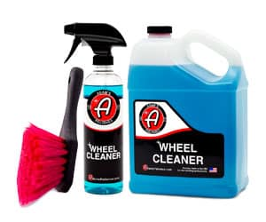 Adam's Deep Wheel Cleaner - Tough on Brake Dust, Gentle On Wheels - Changes Color As It Works Review