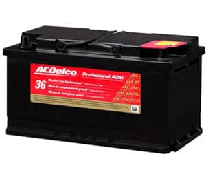 ACDelco Professional AGM Group 94R Battery Review