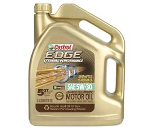 Castrol 03087 EDGE Extended Performance 5W-30 Advanced Full Synthetic Motor Oil Review