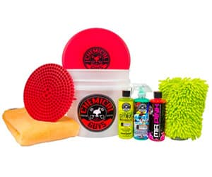 Chemical Guys Best Wash and Dry Kit (8 Items) Review