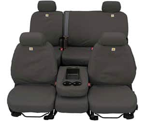 Covercraft Carhartt SeatSaver Front Row Custom Fit Seat Cover Review