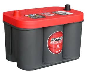Optima 8004-003 34/78 RedTop Starting Battery Review
