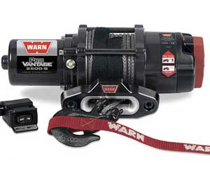 WARN 90251 ProVantage 2500-S Winch Review