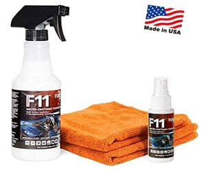 TopCoat F11 Master Craftsman Polish and Sealer Kit Review