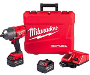 Milwaukee Fuel High Torque 1 2 Impact Wrench W Friction Ring Kit Review