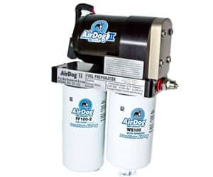 AirDog (A4SPBD004) Fuel Air Separation System Review