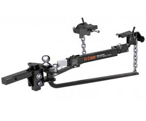 CURT 17063 MV Black Round Bar Weight Distribution Hitch Review