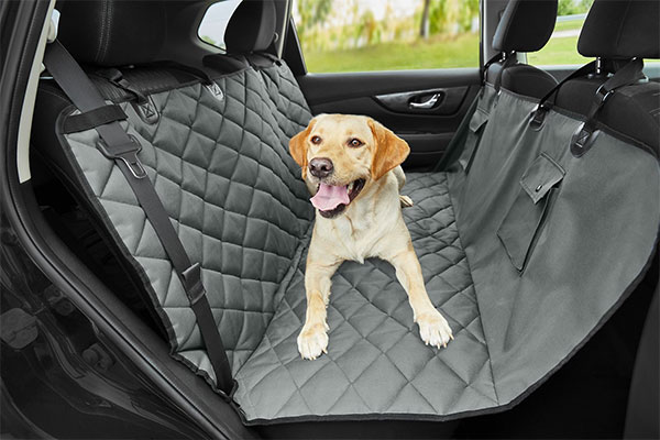 Best Seat Covers For Dog Hair in '2019' Reviewed