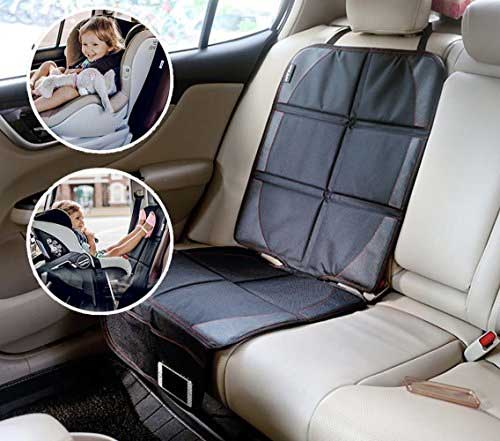 Best Car Seat Protector for Leather in '2019' Reviewed