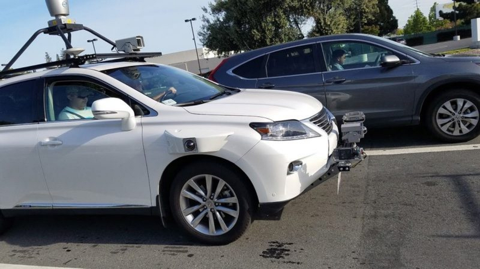 Who Makes Self-Driving Cars?