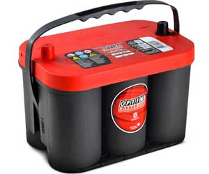 Optima 8003-151 34R RedTop Starting Battery Review