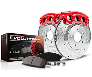 Power Stop KC137 Z23 Evolution Sport Brake Kit with Calipers Review