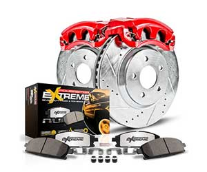 Power Stop KC1858-36 Z36 Extreme Performance Truck & Tow 1-Click Brake Kit with Calipers Review
