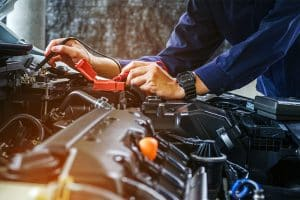 Diagnosing the map sensor in engine bay